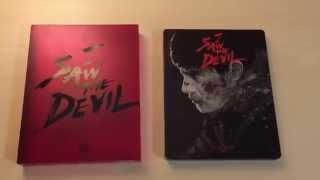 "Kim Jee-woon ""I SAW THE DEVIL"" Blu-ray (KOREAN)"