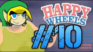 KILLING FAKE NAKED GIRLS! | Happy Wheels Part 10