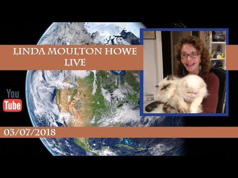 Linda Moulton Howe Live 3/07/2018