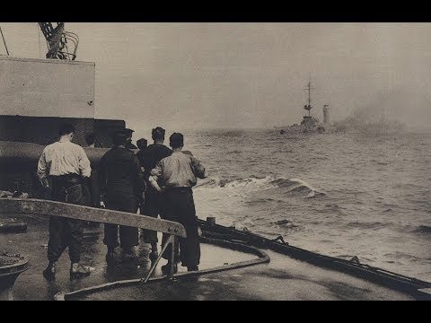 Collection Of Naval Combat Photos During World War 1 (1914-1917)