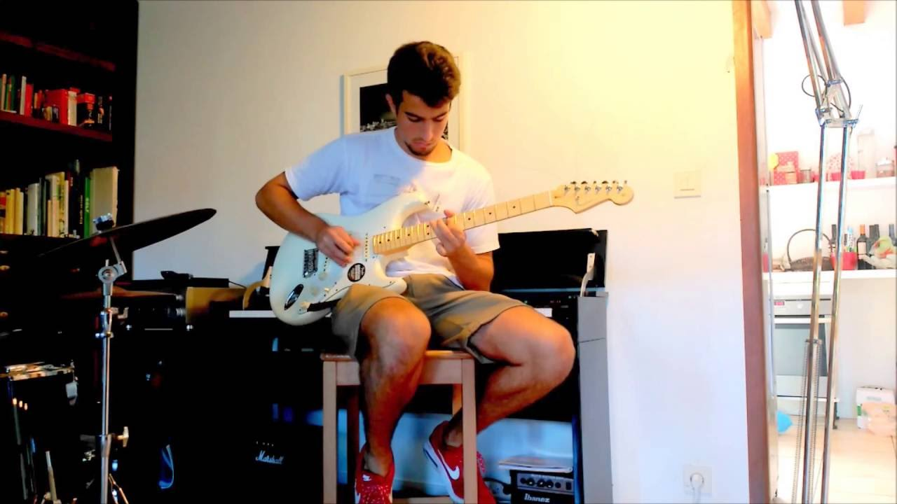 Californication Guitar Solo / RED HOT CHILI PEPPERS