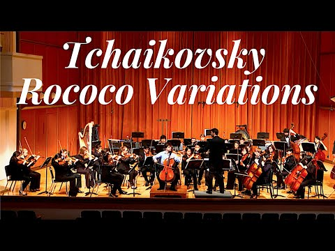 Tchaikovsky Rococo Variations, Op. 33
