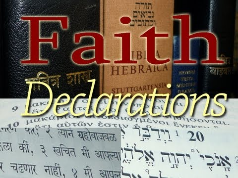 Healing Scriptures old version - YouTube