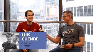 Luis Cuende on Aragon and a Decentralized World at EDCon 2018