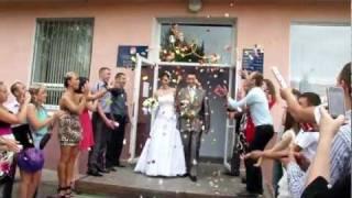 Фрагмент Свадебного фильма