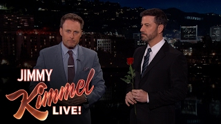 jimmy kimmel chris harrison reveal next bachelorette