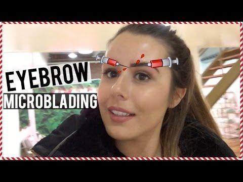 MY EYEBROW MICROBLADING NIGHTMARE?! | VLOGMAS DAY 8