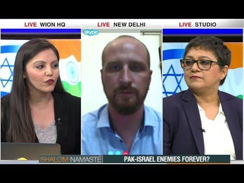 Israel's Friend In India's Neighbourhood, Pakistan?