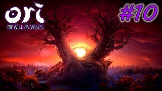 Ori and the Will of the Wisps Hard Walkthrough Part 10 - Leave the Silent Woods (PC Gameplay)