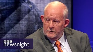 Charles Clarke  Corbyn wrong on war on terror   BBC Newsnight