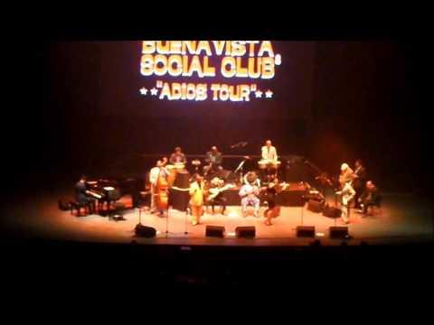 Como Siento Yo / Bodas De Oro @ Orquesta Buenavista Social Club-Mexico 2015