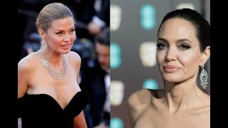 Виктория Боня повторила образ Анджелины Джоли