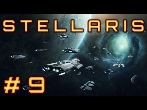 Stellaris Leviathans 1.4 #9 - Colonizing  