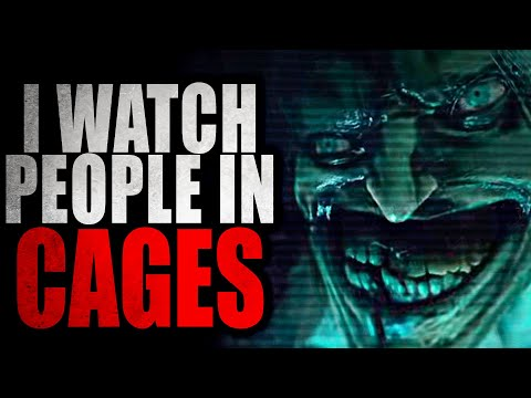 """""""I Watch People in Cages"""" [COMPLETE] 