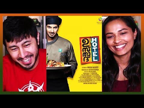 USTAD HOTEL | Dulquer Salmaan | Nithya Menon | Trailer Reaction!
