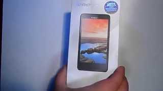 Обзор телефона Lenovo S660