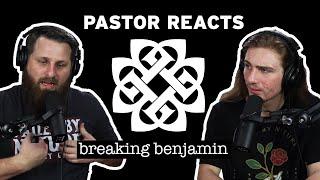 Breaking Benjamin - Ashes of Eden // Pastor Rob Reacts // Lyrical Analysis (Edited)