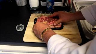 Real Cowboy Rib Eye Steak Recipe