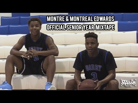 Montre & Montreal Edwards Are MUST SEE TV! - OFFICIAL Senior Mixtape