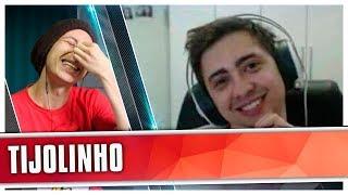 REACT TIJOLINHO! - MELHORES CLIPES (ElectronicDesireGE)