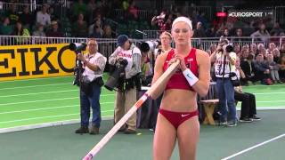 Pole vault - Women - Portland 2016 - IAAF - World Indoor Championship