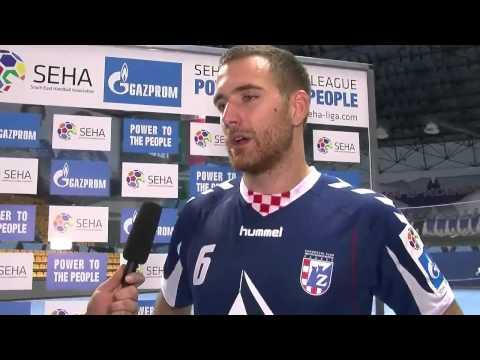 Meshkov Brest   PPD Zagreb Post Match Interview 06 09 2015    15 16