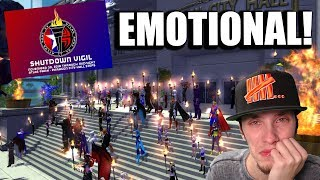 Logging Into City of Heroes 6 Years After NCSoft Shut Down - EMOTIONAL VIGIL EVENT