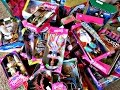 MY CONSIGNMENT AND THRIFT STORE BARBIE DOLL BOXED COLLECTION