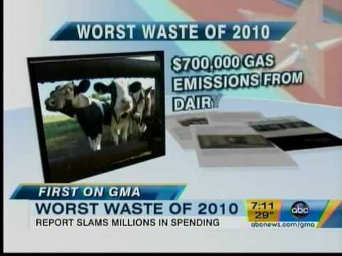 Wastebook 2010 on GMA