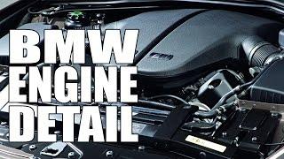BMW Engine Detail 4K Hi-Def - Masterson's Car Care - Auto Detailing