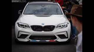 New BMW M2 Competition with M Performance Parts - Exclusive Look!