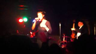 Dessa - Mineshaft II - Live - Portland Oregon 4/29/2011
