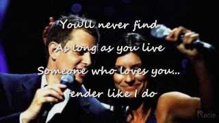 Mp3 mine love michael find buble download never like you