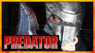 Jak zrobić maskę Predatora z kartonu? - Dostałem Prezent od Idola