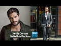 Jamie Dornan, Model And Actor : Street Style & Fashion | Fifty Shades of Grey Actor