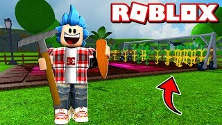 ! ACHETEZ ENFIN LA MACHINE DE REGAR ! - Roblox: Farmtown