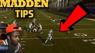 YOU NEED TO WATCH THIS BEFORE RUNNING THE FOOTBALL IN MADDEN 19!!!