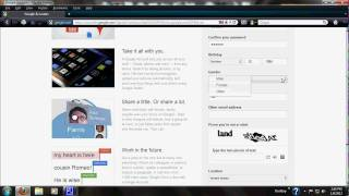 How to sign up for a Google account