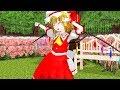 【MMD】 フランが踊るウォウウォ!ウォウウォ!ウォウウォ!イェイ!イェイ!【すーぱー☆あふぇくしょん】