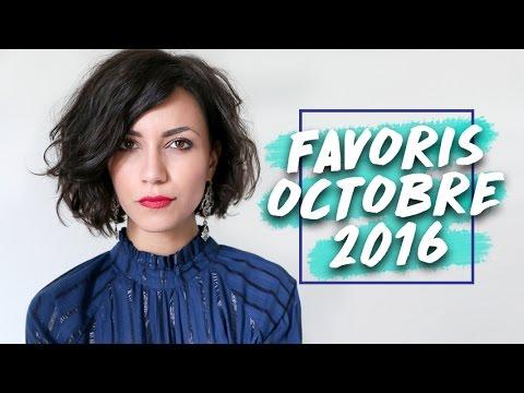 OCTOBRE 16 / FAVORIS BEAUTÉ ET LIFESTYLE | Coline
