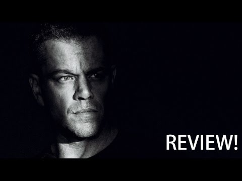 Jason Bourne - Movie Review | Brandon Wang