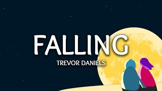 Gambar cover Trevor Daniel - Falling (Lyrics)