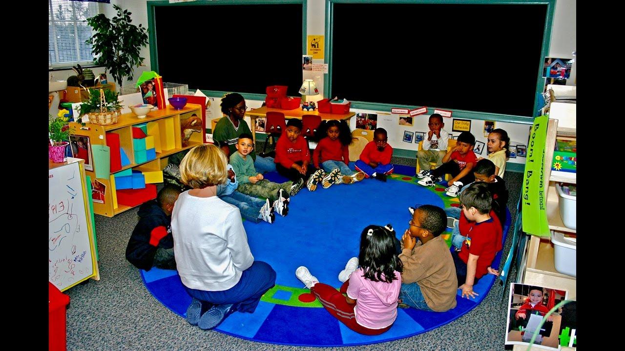 at what age do children enter kindergarten