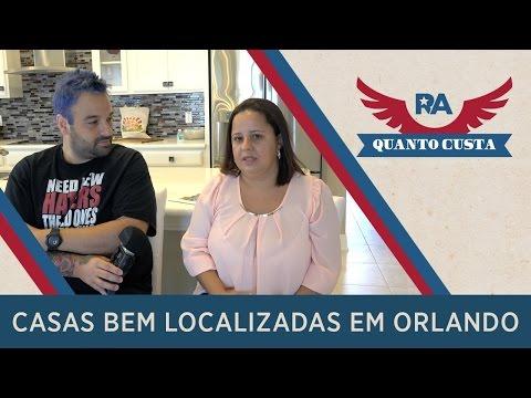 QUANTO CUSTA - CASAS BEM LOCALIZADAS EM ORLANDO FL