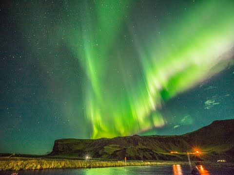 極光的约會  冰島搜奇1