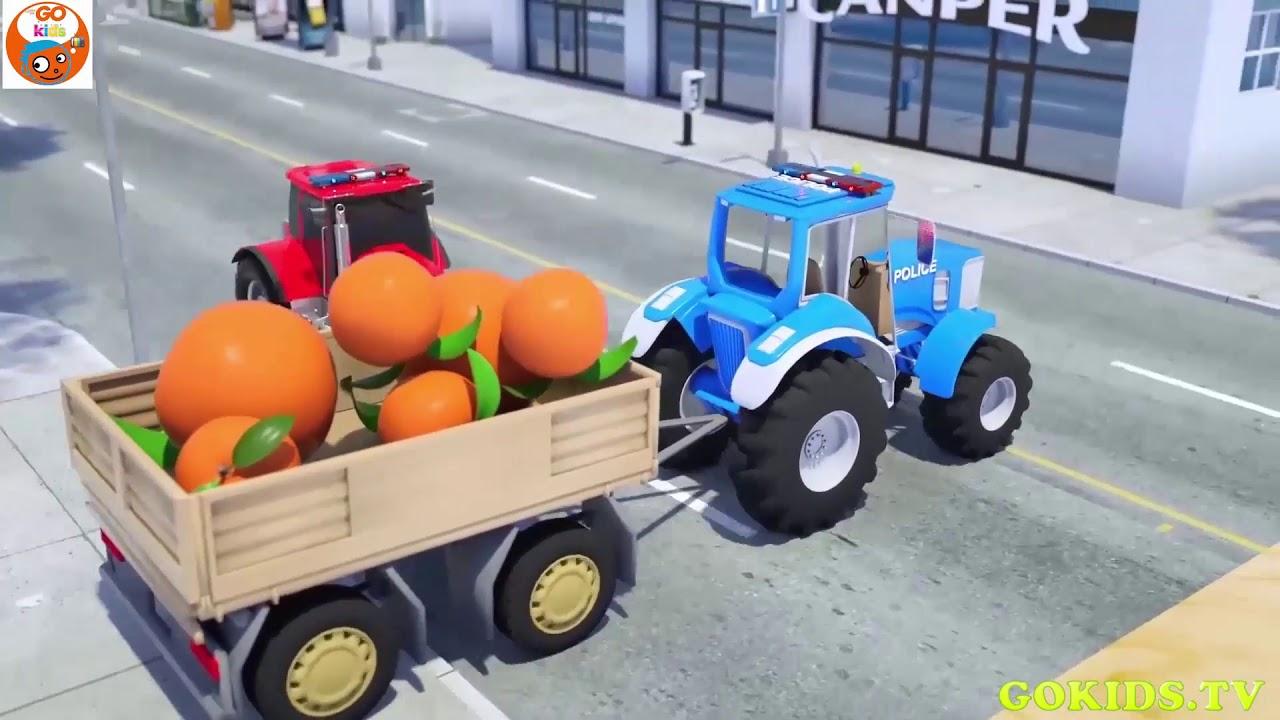 Video Children  - Funny Video for Children - Toys Cars for Kids