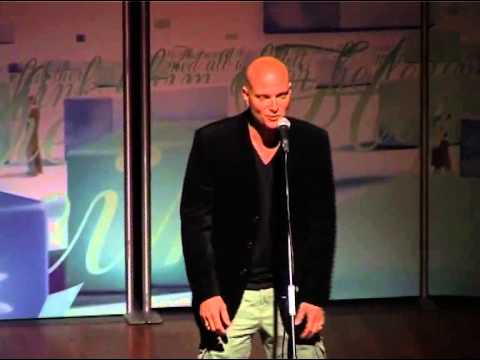 Author Paul Carter presents at The Moth