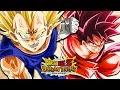 LR VEGETA AND HIS GOONS! Mono AGL Rebirth Team | Dokkan Battle!