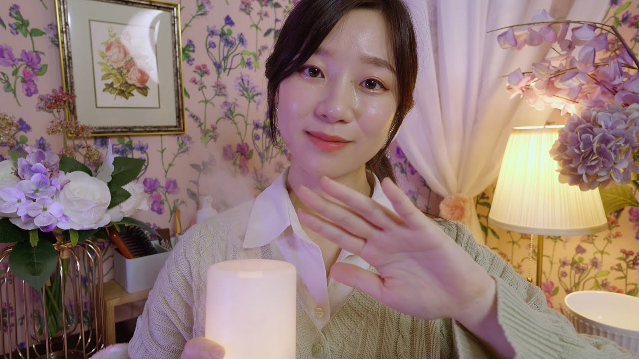 Deep Face Cleansing For Your Sleep🌙 ASMR