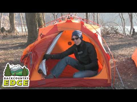 & Marmot Alpinist 2P Tent - YouTube